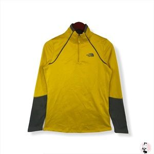 The North Face 1/4 Zip women's Pullover Size S/P